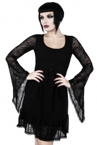 Casket cutie web dress