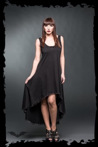 Gothic lady summer dress