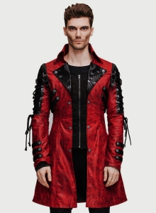 Possession jacket red