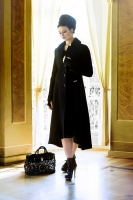 Sophisticated lady coat