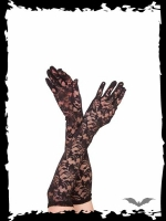 Classic lace gloves