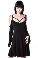Séance angel sleeve dress