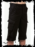 Cargo side pocket shorts